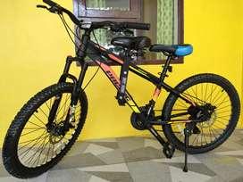 """Sepeda MTB Pasific 24"""" Msih kyk baru"""