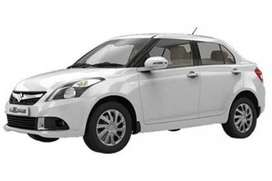 Steel Grey Maruti Dzire For Sale October Month 2016