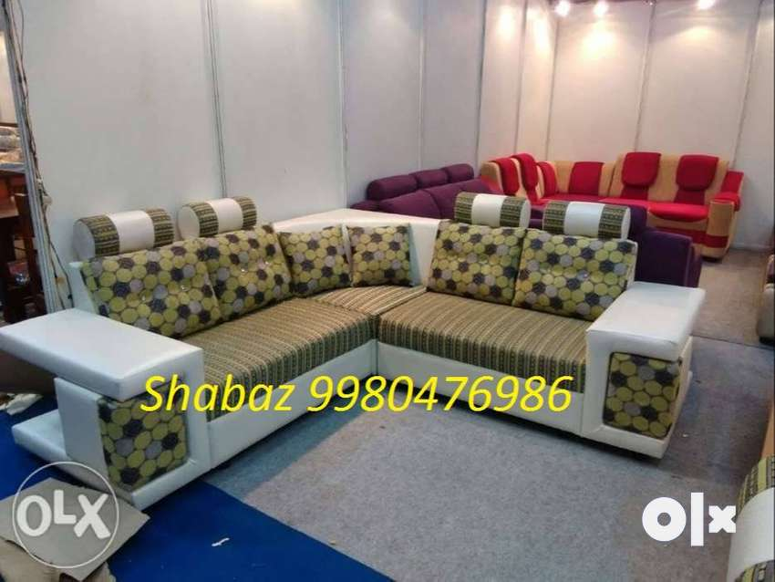PV96 corner sofa set with 3years warranty call us 0