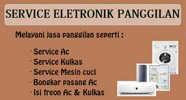 Service Ac Mesin cuci Kulkas Frezerbox (PANGGILAN 24 JAM)
