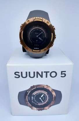 jam tangan suunto 5 original