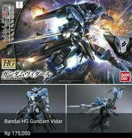 Bandai HG Gundam Vidar