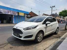 New Ford Fiesta 2013