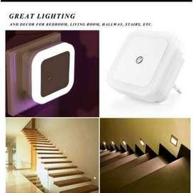 lampu di tangga juga