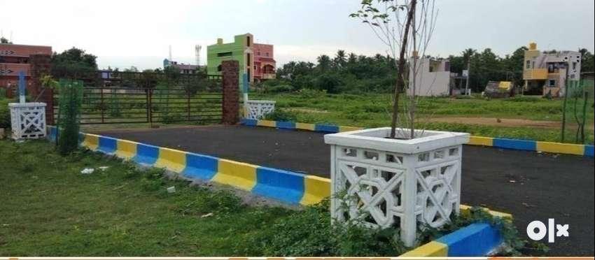 * Vacant Land * Sale Padappai Near Lakshmi Nagar