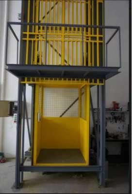 Lift Barang Modern