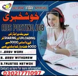 Home Based Job For Student's