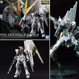Bandai RG V Nu Gundam