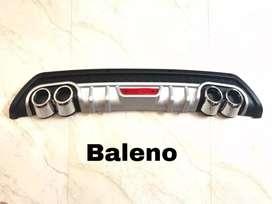 Baleno back bumper  diffuser