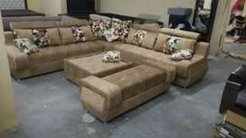 Amron L shape sofa