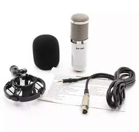 Box Packed Stock - Bm 800 Condenser Microphone - DELIVERY IN KARACHI