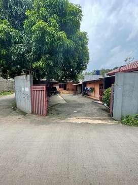 Dijual rumah dan mess . Luas tanah 332 m2