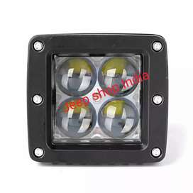 Fog and spot lights for cars and Jeep