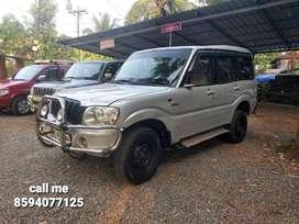 Mahindra Scorpio 2002-2013 2.6 GLX, 2003, Diesel