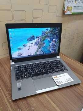 Laptop Toshiba Z30 core i7 ram 16gb SSD 256 VGA2gb 13in Ringan tipis