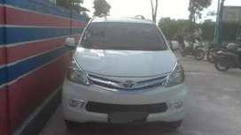 Avanza 1.3 Type G 2013 Rp.135.000.000