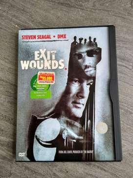 dvd original exit wounds