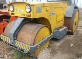 XCMG 15Y Static Road Roller  weight 12 to 15 Year 2006 Zero Hours