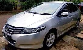 Honda Allnew City GM2 MT 2010 Silver full orsinil