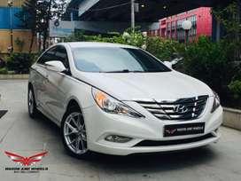 Hyundai Sonata 2.4 GDi Manual, 2014, Petrol