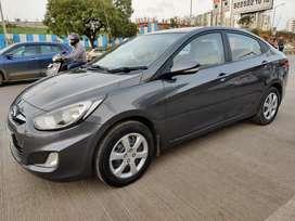 Hyundai Verna Fluidic 1.4 CRDi GL, 2014, Diesel