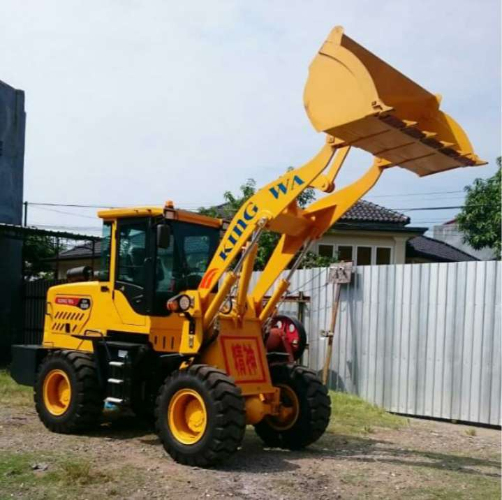 Wheel Loader Murah Berkualitas 0