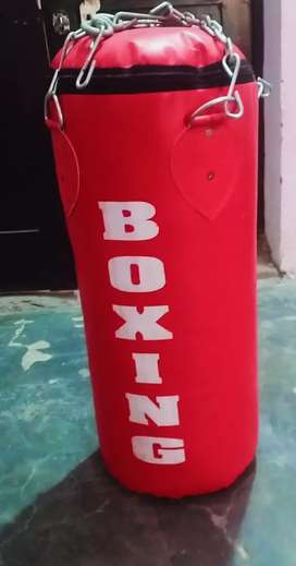 New Boxing condition very good praise  genuine