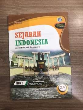 BUKU PENGAYAAN SEJARAH INDONESIA KELAS 11 SEMESTER 2