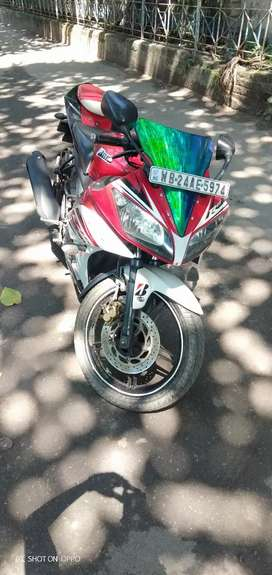 YAMAHA R15 V2 FOR SALE MINT CONDITION