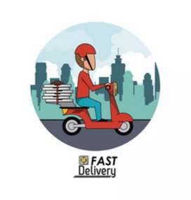 Wanted food delivery boys in Tirupathi