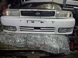 Nissan special edition   front bumper of B13