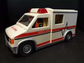 Playmobil ambulance super mantul