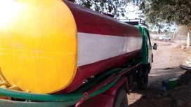 Driver for Eicher...water tanker