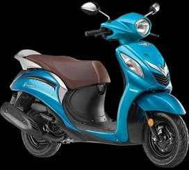 Yamaha fasino 2020 new year offer
