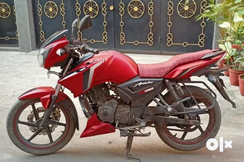 2018 New Model Apache RTR 160 For Sale