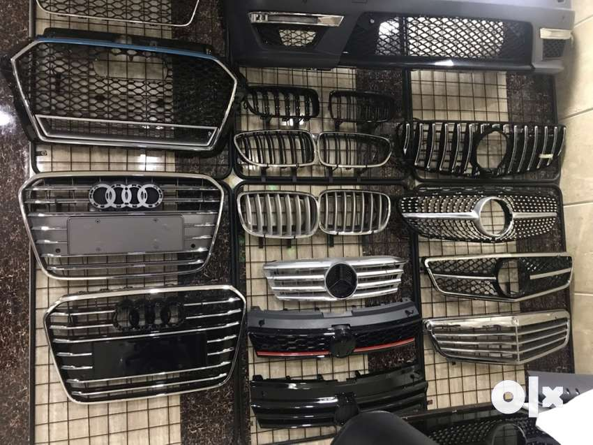 Grills for Audi BMW Mercedes-Benz Polo Fortuner 0