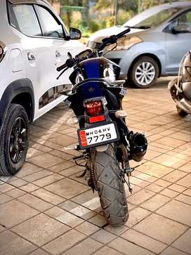 Yamaha FZ-s modified