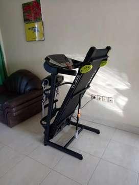 Treadmill elektrik tl 246 siap antar murah bergaransi