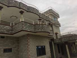 1,5 KANAL DOUBLE STOREY HOUSE FOR RENT IN WAH