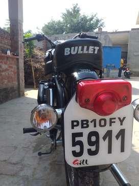Bullet vip no ludhiana 5911