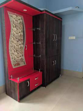 Inhome made Dressing Mirror with wardrobe