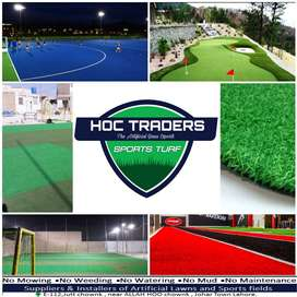 artificial grass , astro turf by HOC TRADERS all over the nation