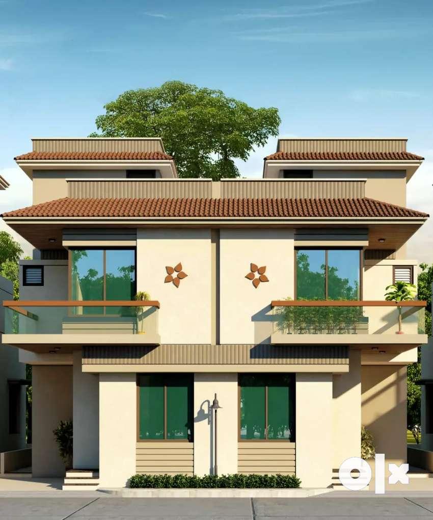 3 b h k bungalow for sale in moari v nagar road 0