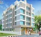 1 BHK flat sale in Dronagiri////