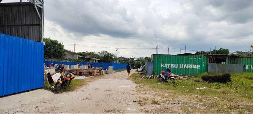 Disewakan tnh 530m tengah kota Balikpapan