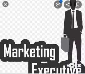 Marketing Jobs fixed salary with incentive job in Ltd companies