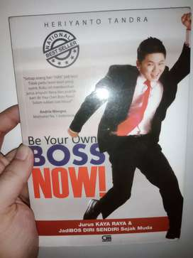 Bw your own boss now Heriyanto