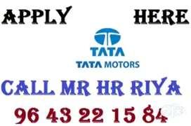 TATA MOTORS Company full time job store keeper helper supervisor