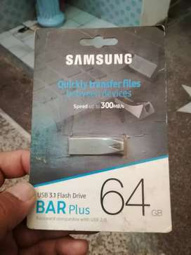 USB 64 GB new condition