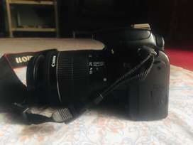 Canon D1000 18/55 lense bettery timing and clicks vip